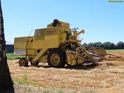 Foto van een New Holland clayson M 135. Geplaatst door oldtimergek op 06-09-2020 om 00:16:19, op TractorFan.nl - de nummer 1 tractor foto website.