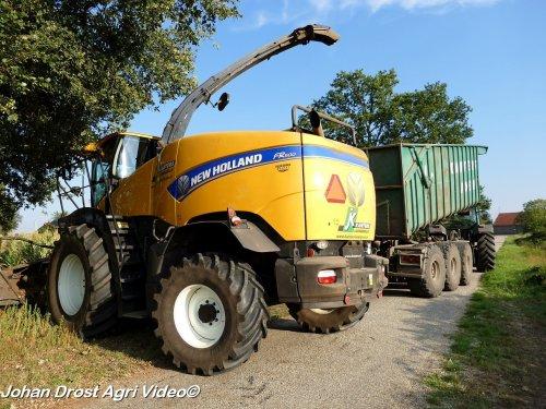 New Holland FR 500 van JohanNunspeetElspeet