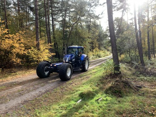 New Holland T 7.170 van Jorrick 1455XL