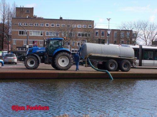 New Holland T 7.170 van Jan F