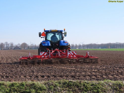 New Holland T 7.170 van oldtimergek