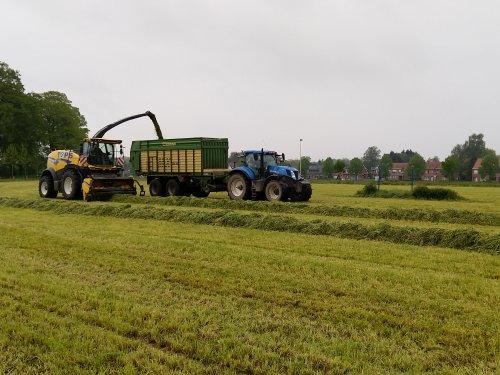 New Holland T 7.250 van XC 70