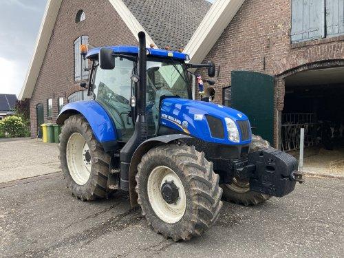New Holland T 6.140 van Fast Eddy