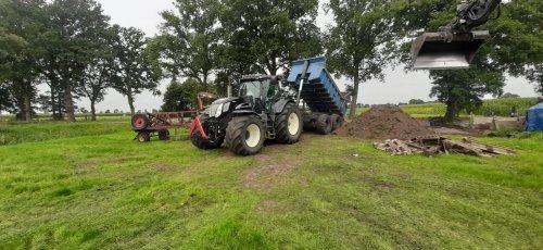 New Holland T 7050 van KlaasM