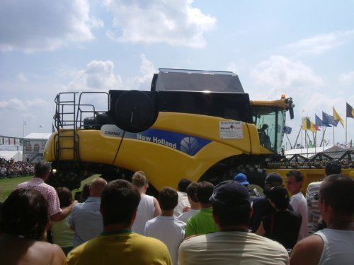 New Holland CR van luuk ih