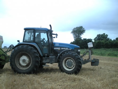 New Holland 8560 van Johndeertjepowerr
