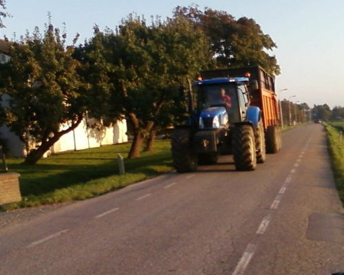 New Holland TS-A van nh remco