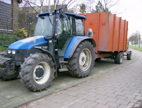 New Holland TL 90 van nielsh