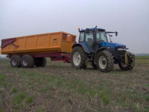 New Holland TM van Newhollandpower