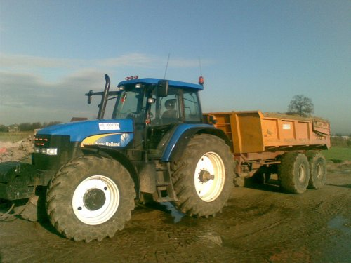 New Holland TM 175 van josje