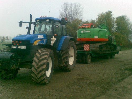 New Holland TM 175 van josje