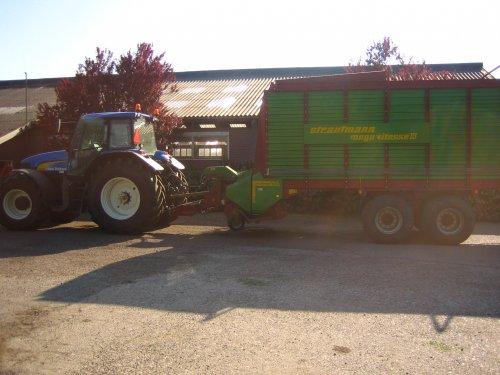 New Holland TM 190 van Chiel