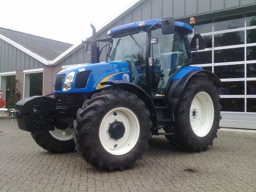New Holland T 6010 Plus van Jarno1h