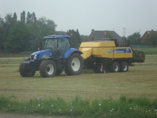 New Holland T 6000 van 745-xl