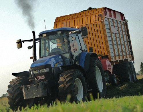 New Holland TM 155 van de mf fan
