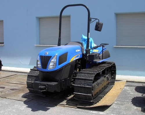 New Holland TK 100 A Tapeta