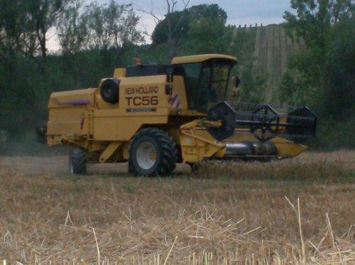 New Holland TC 56 van Victoor