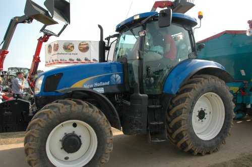 New Holland T 6000 van Tractor-Spotters