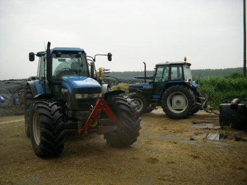 New Holland 8360 van Romke