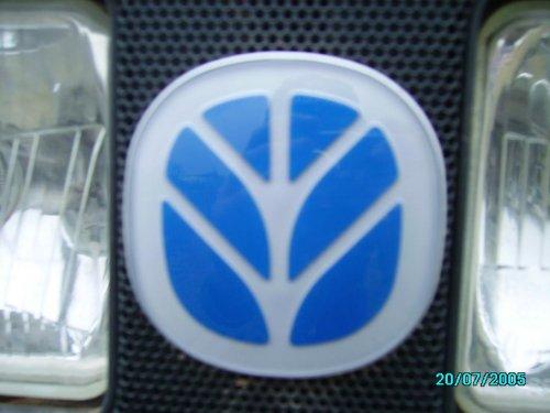 New Holland Logo van paul