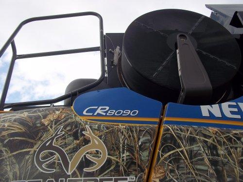 New Holland CR 8090 van marion5900