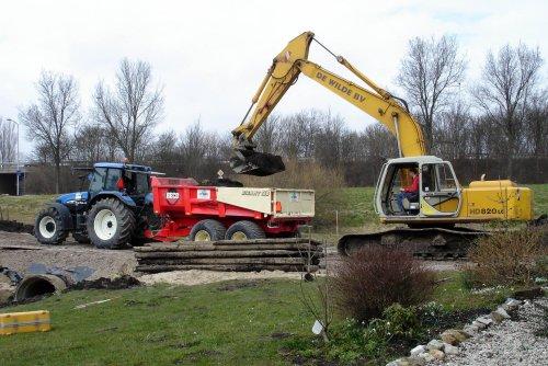 New Holland TM 155 van Deutz-Power