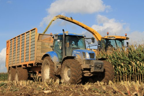 New Holland Meerdere van gerrit power