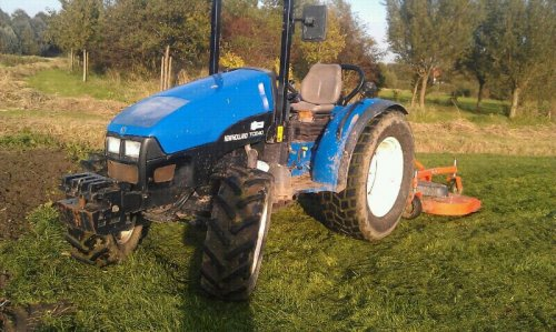 New Holland TCE 40 van kloos98