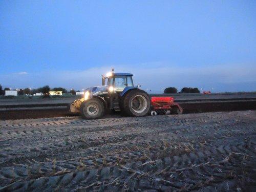 New Holland TG 255 van gerben