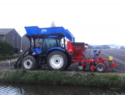 New Holland TS-A van warmerbros