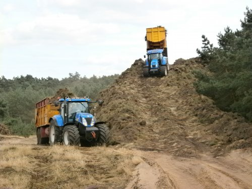 New Holland Meerdere van job p