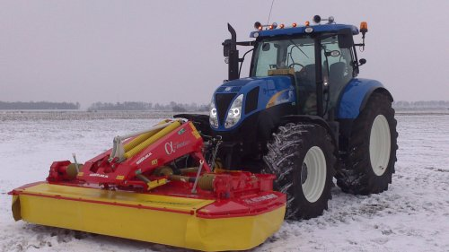 New Holland T 6070 Gen2 van Wilting NH