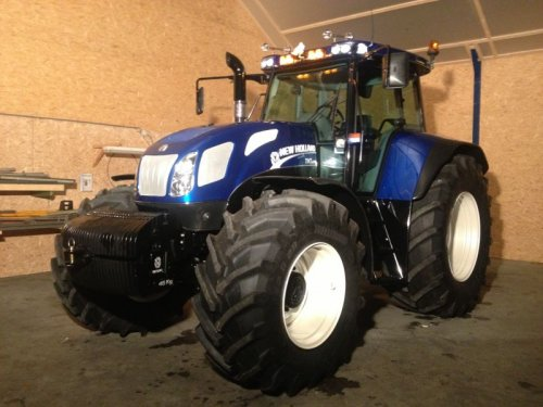Picture New Holland TVT 170