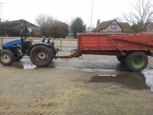New Holland TCE 40 van martijn2k9
