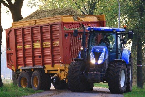 New Holland T 6030 Gen2 van Fendt940