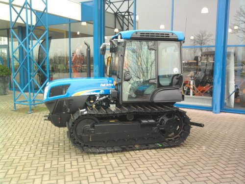 New Holland TK van nhmonteur