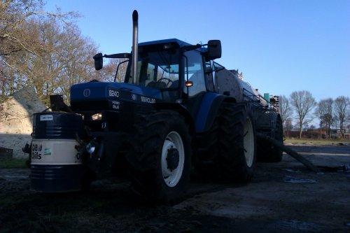 New Holland 8240 van marcel90