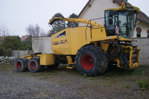 New Holland FX 60, foto van wouter05