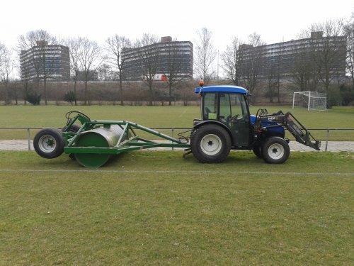 New Holland TCE 40 van Mdb188