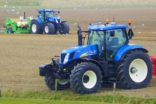 New Holland Meerdere van Martin Holland