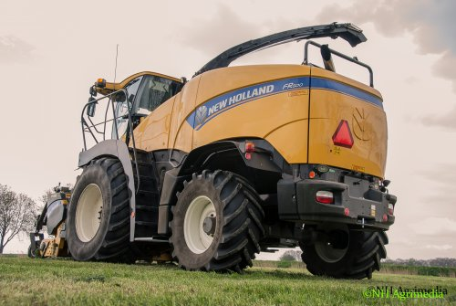 New Holland FR 500 van Niek1988