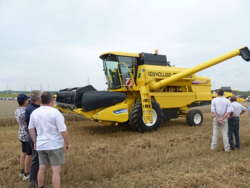 New Holland TC 56 van jd fanaat