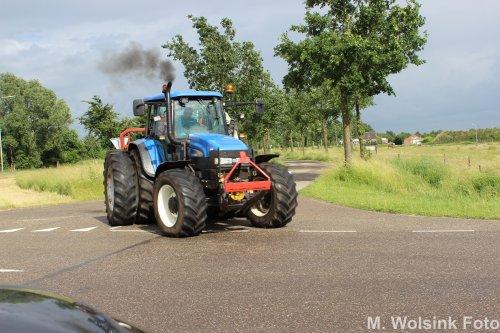 New Holland TM 130 van maikwolsink
