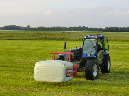New Holland LM 435 A van Ruben-Wind