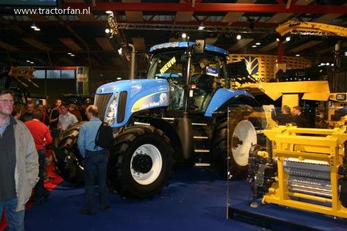 New Holland T 8000 van ErikJan