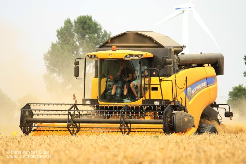 New Holland CX 5080 van hvanhetgoor