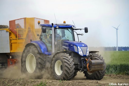 New Holland T 7.270 van Fendt940