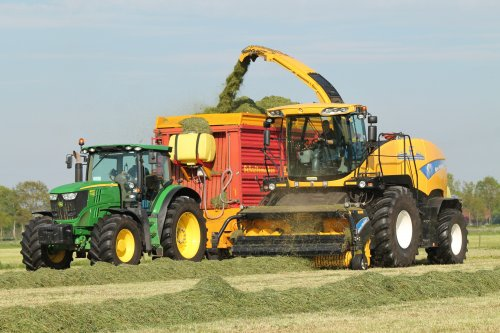 New Holland FR 9080 van ronaldclaas