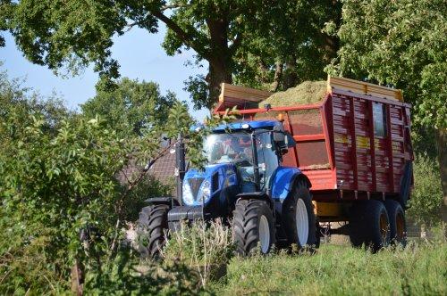 New Holland T 6030 Gen2 van SJB533