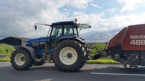 New Holland 8970 van dale80